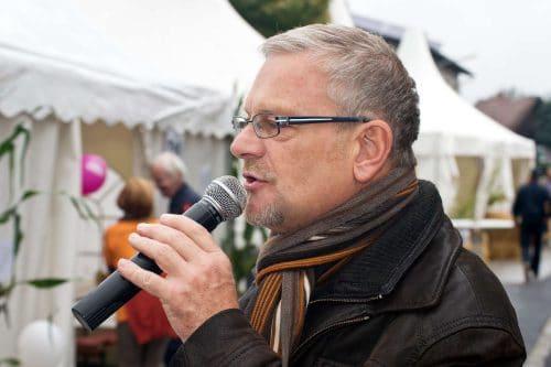 Muckendorf Amtshauseröffnung Moderation Event Moderator