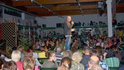 Modeschau Lagerhaus Neulengbach Moderation Event live